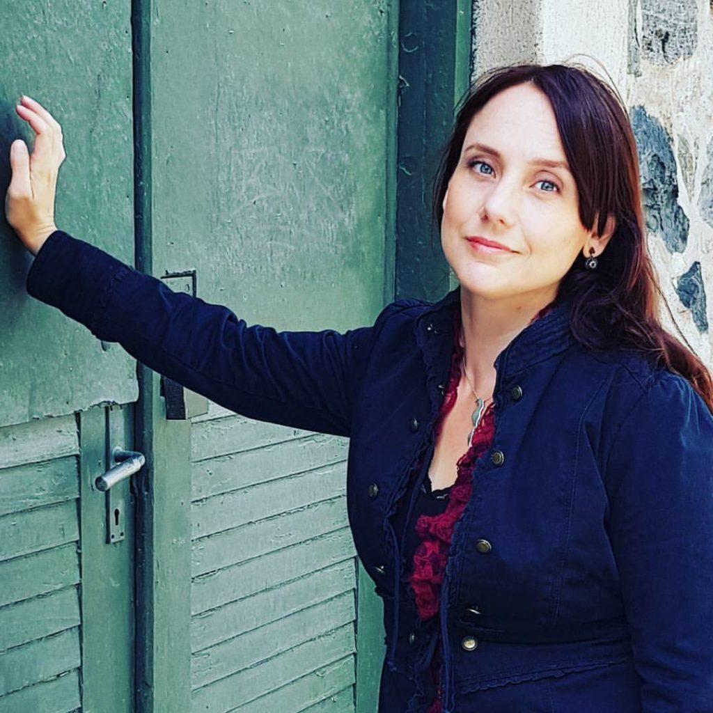 Författaren Andrea Grave-Müller